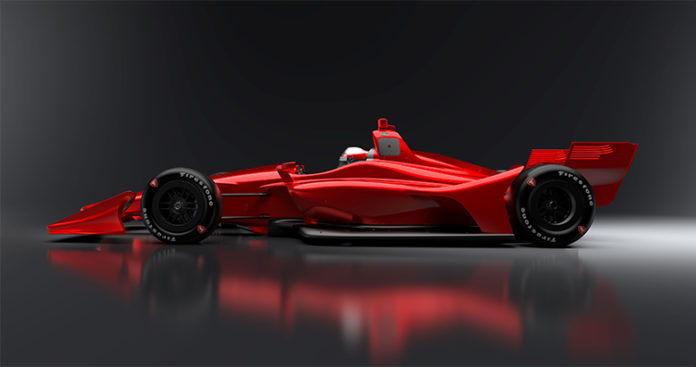 New Indycar Design