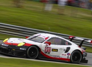 Porsche 911 RSR Lime Rock Park