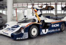 Porsche 956 History