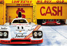 Porsche LeMans History