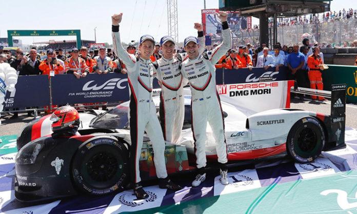 Porsche Wins 2017 LeMans Overall