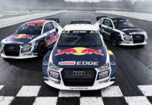Audi World Rallycross 2017
