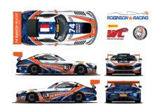Robinson Racing Mercedes-AMG