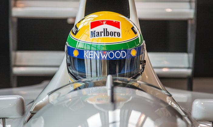 Ayrton Senna Exhibition