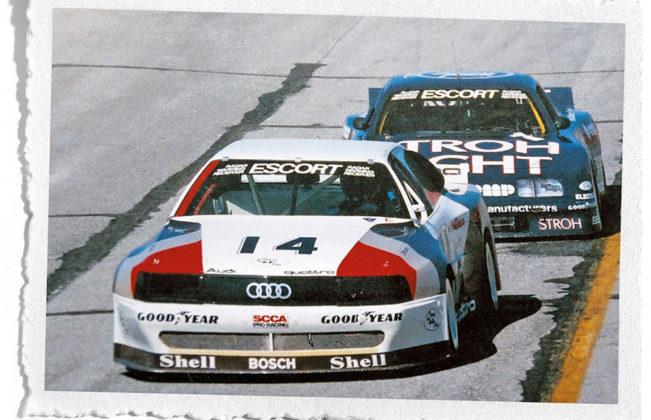 Walter Röhrl Porsche Anniversary