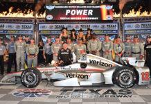 Will Power wins Texas Indycar