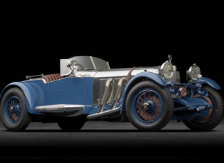 1929 Mercedes-Benz S 2018 Concours of Elegance