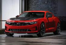 Chevrolet Camero Turbo 1LE