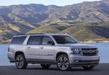 2019 Chevrolet Suburban RST Performance Package