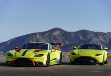 AstonMartin 2018 Geneva International Motor Show