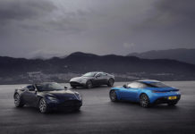 Aston Martin DB Celebrates 70 Years