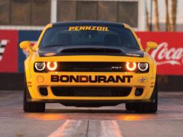 Bob Bondurant School Dodge SRT Demon