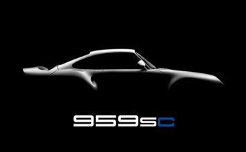 Canepa Porsche 959SC Upgrade Package