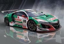 Castrol Honda Racing NSX GT3