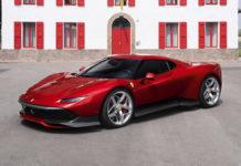 Ferrari SP38 Bespoke