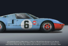 Ford GT40 Great Cars Book