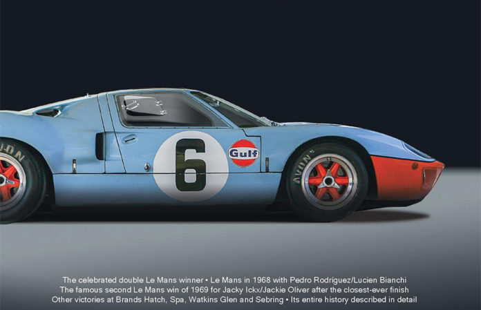 Great Cars Series No 11 The Story Of The Double Le Mans Winning