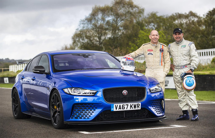 Jaguar Project 8 Davey Jones Andy Wallace