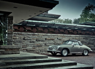 Max Hoffman Lloyd Wright Porsche Style