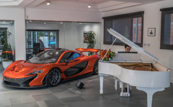 McLaren Automotive McLaren Beverly Hills McLaren Sterling North American Growth