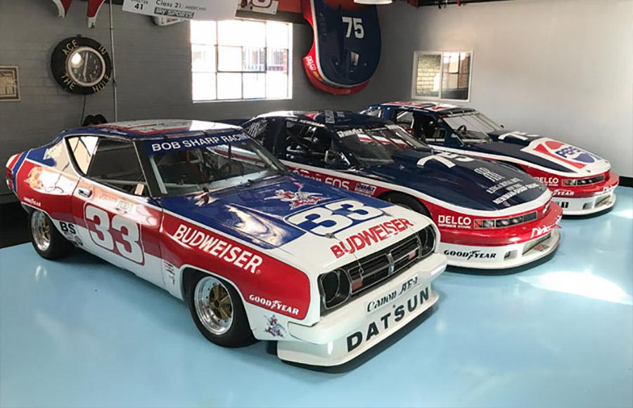 Paul Newman Race Cars San Marino Motor Classic