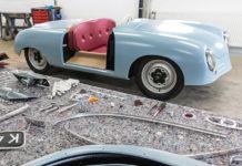 Porsche 356 No.1 Show Car Restoration