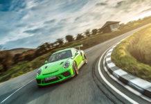 Porsche 911 GT3 RS Isle of Man TT