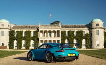 Porsche Goodwood Marque