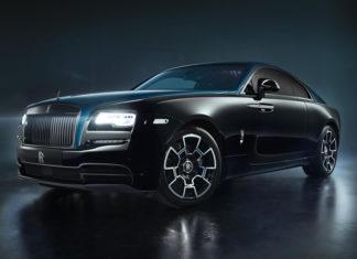 Rolls-Royce Adamas Collection Wraith Dawn