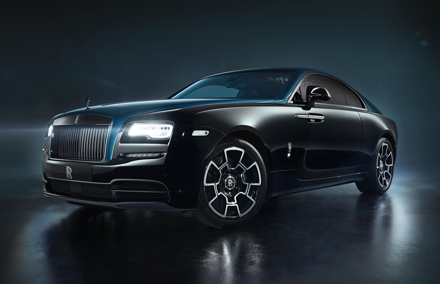 Rolls-Royce Adamas Collection Wraith Dawn