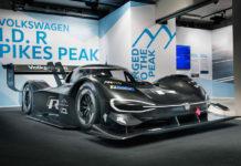 Volkswagen I.D. R Pikes Peak Racer Supercar