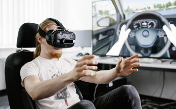 Volkswagen VR Developer Virtual Reality