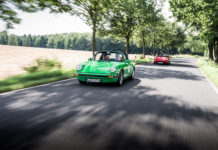 Sachsen Classic 2017 Porsche 911