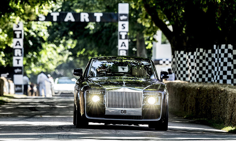 Rolls-Royce 2017 Goodwood
