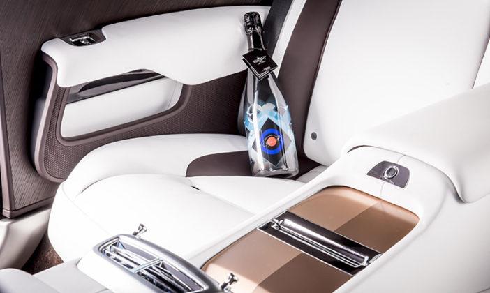 Rolls-Royce British Music Legends Wraith Models