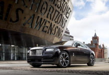 Rolls-Royce British Music Legends Wraith Models
