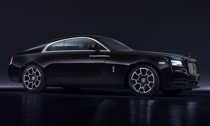 Rolls Royce Dawn Inspired by Fashion