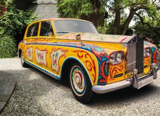 John Lennon Rolls-Royce Phantom V