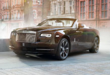 Rolls-Royce Dawn Mayfair