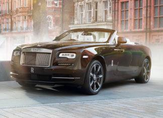 Rolls-Royce Dawn Mayfair