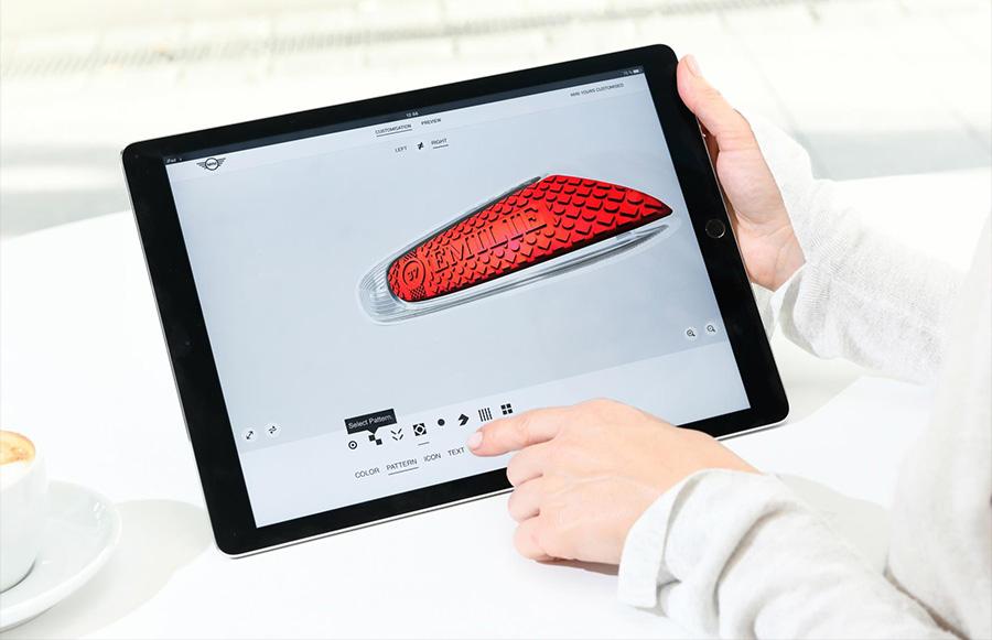3D Printing Personalized MINI