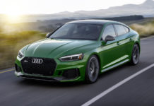Audi RS 5 Sportback New York International Auto Show