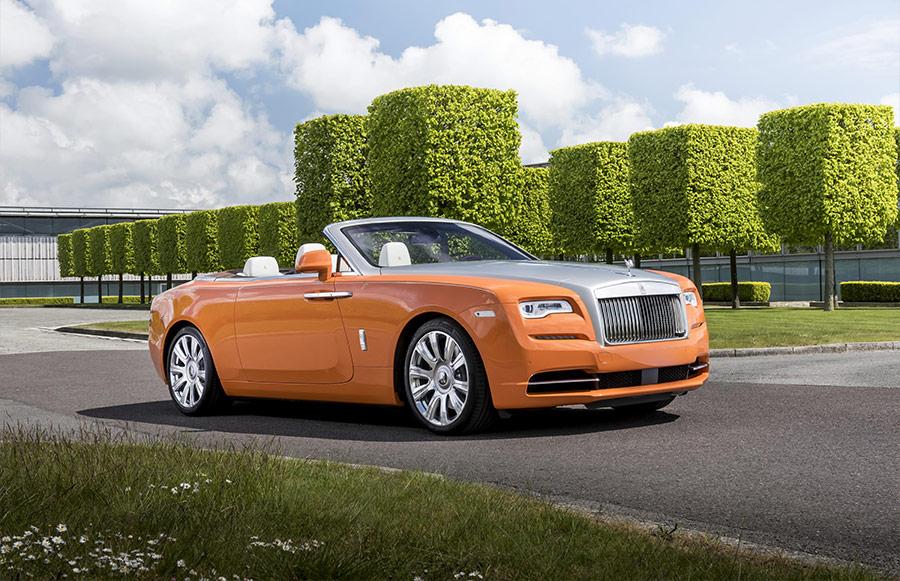 Bespoke Rolls-Royce