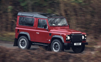 Land Rover Defender V8 Edition