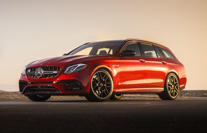 Mercedes Benz Amg E63 S Wagon This Is Not Your Fathers Automobile
