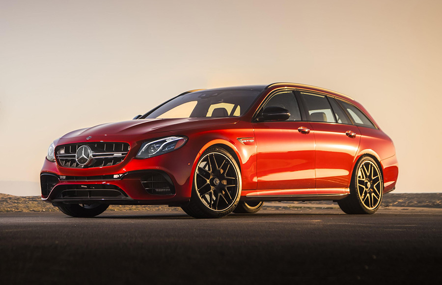 Mercedes benz amg e63 s wagon this is not your fathers for Mercedes benz e63 amg wagon
