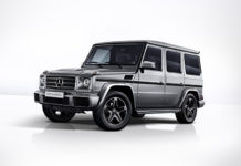 mercedes-benz g-class linited edition