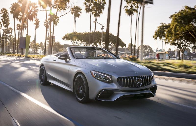 New Mercedes Models Sport Distinctive Panamericana