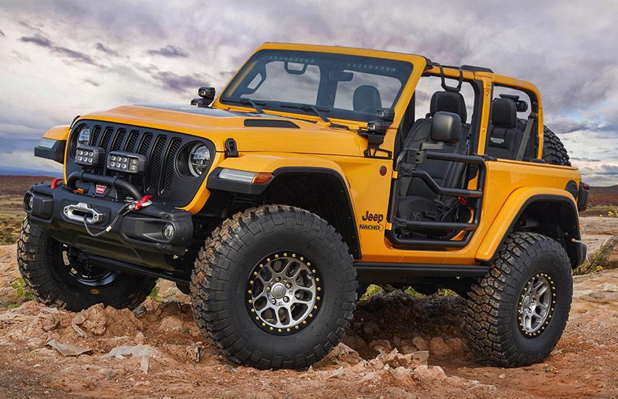 Moab Easter Jeep SafariNacho Jeep