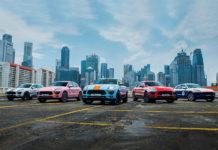 Porsche Macan Iconic Motorsports Liveries